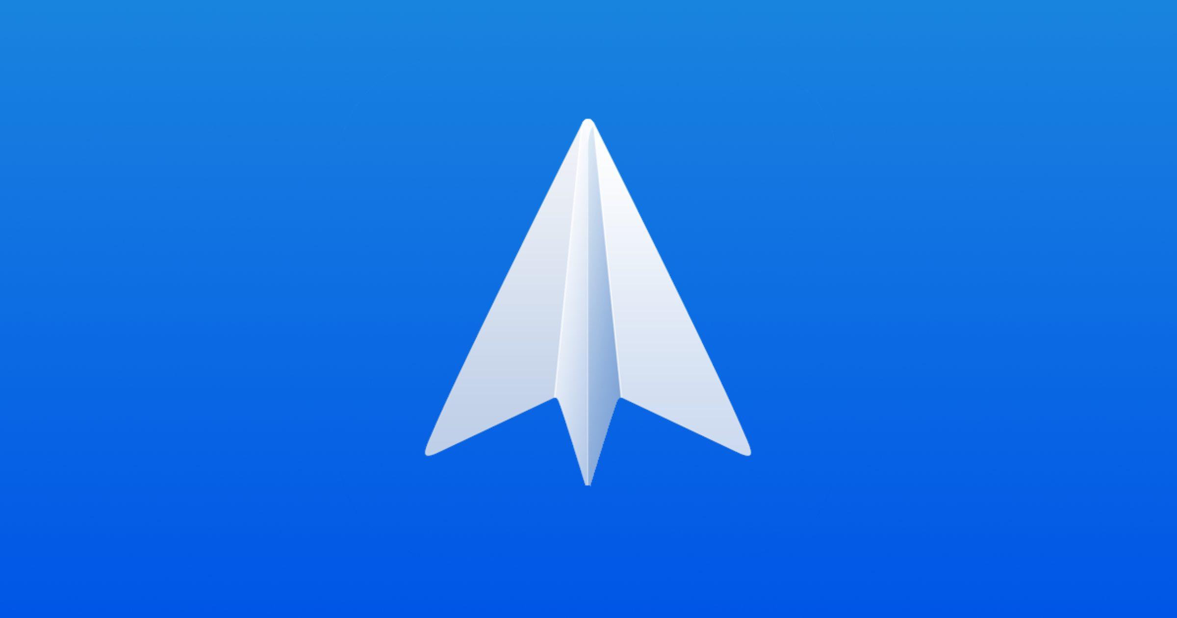 Spark email logo