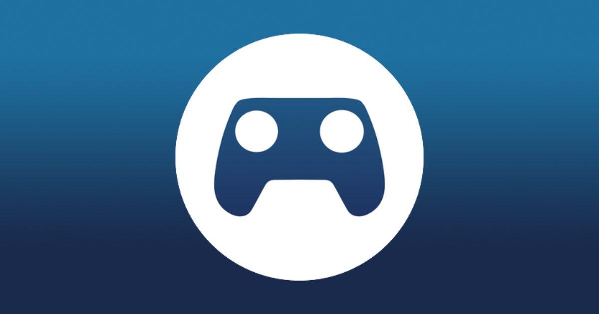 Steam link logo