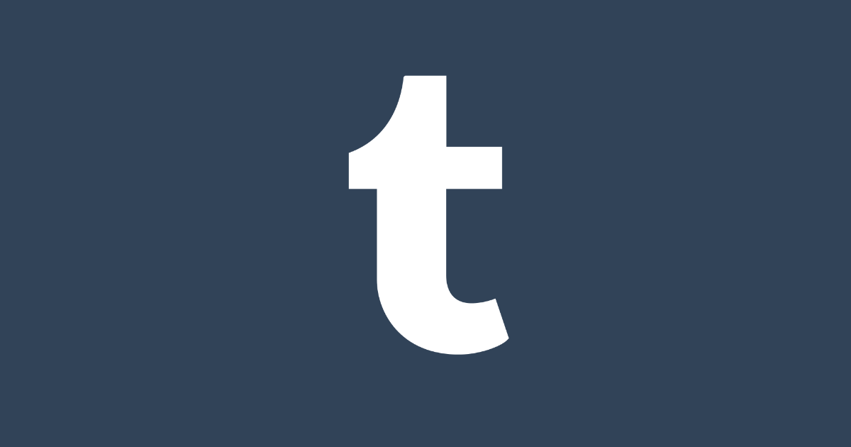 Tumblr and WordPress Might be Able to Challenge Facebook