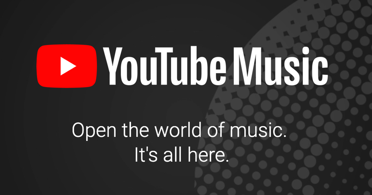 YouTube Music Replaces Google Play Music on Android