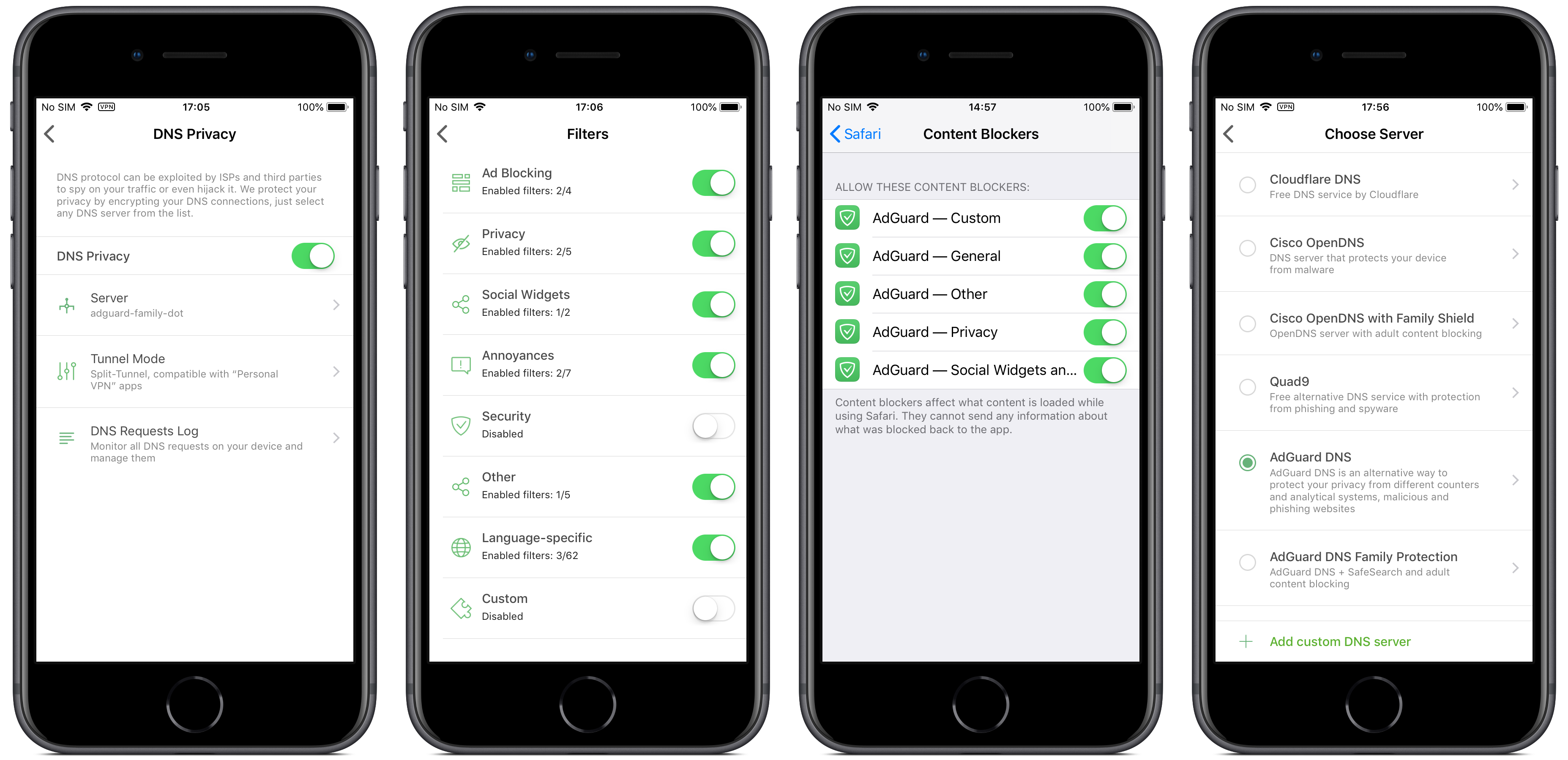 AdGuard 3 Brings DNS Privacy, 250,000 Filter Rules, Premium Features