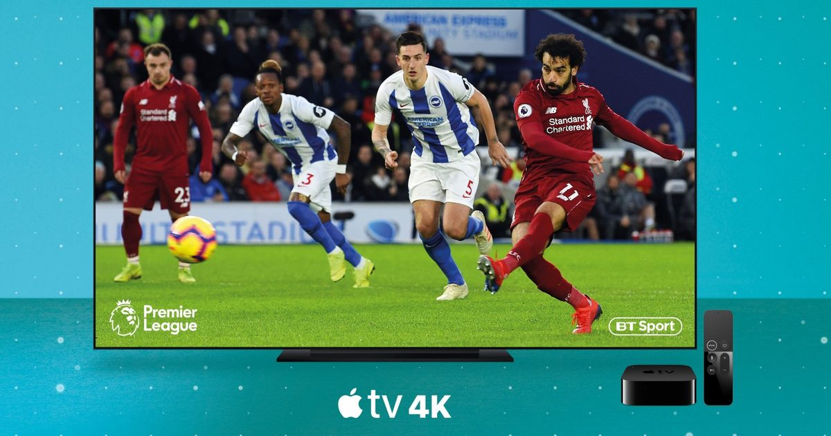 EE Apple TV 4K offer