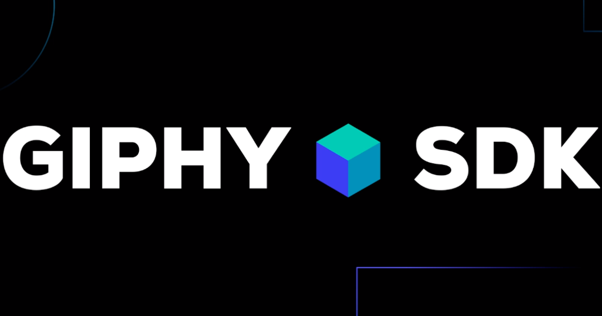 GIPHY SDK