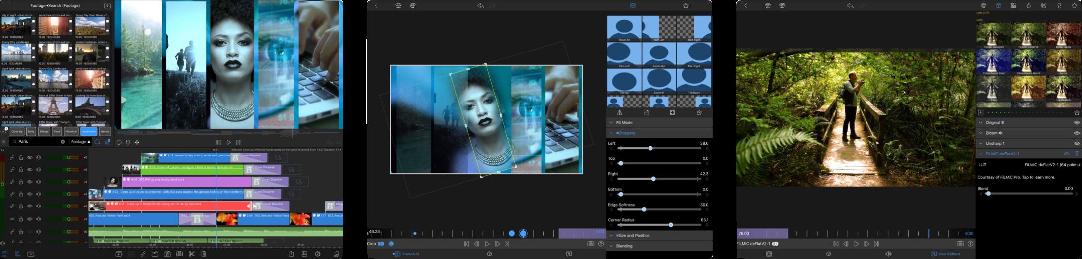 Video Editing App LumaFusion 2.0 On Sale for $14.99