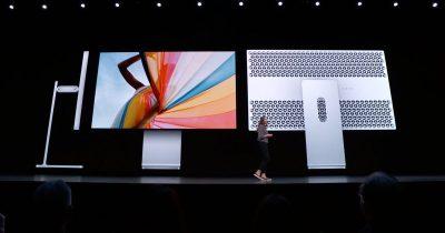 Mac Pro Monitor Stand