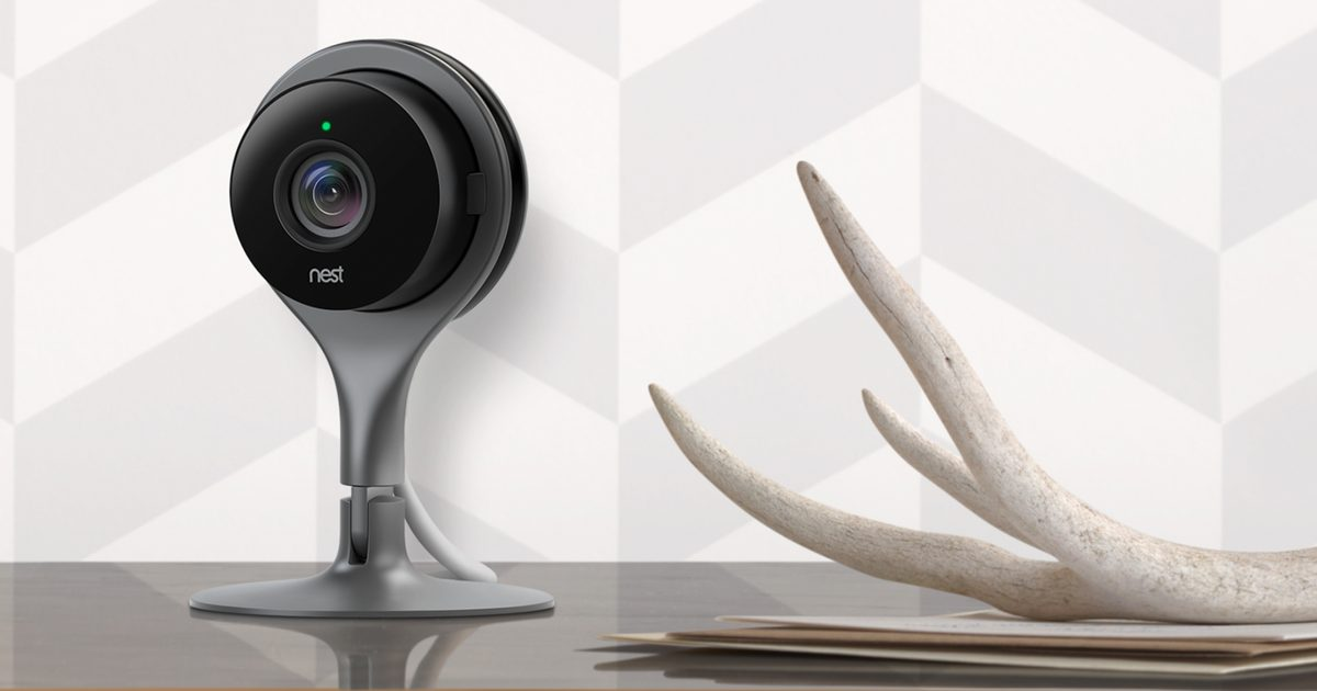 Nest Cam Allows Previous Owner to Spy on You