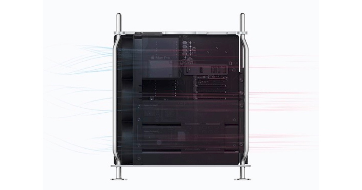WWDC 2019: The (Not Shown) Jony Ive New Mac Pro Video