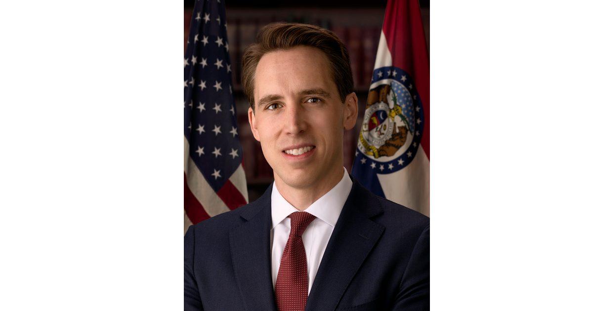 GOP Senator Josh Hawley Takes Aim at Big Tech
