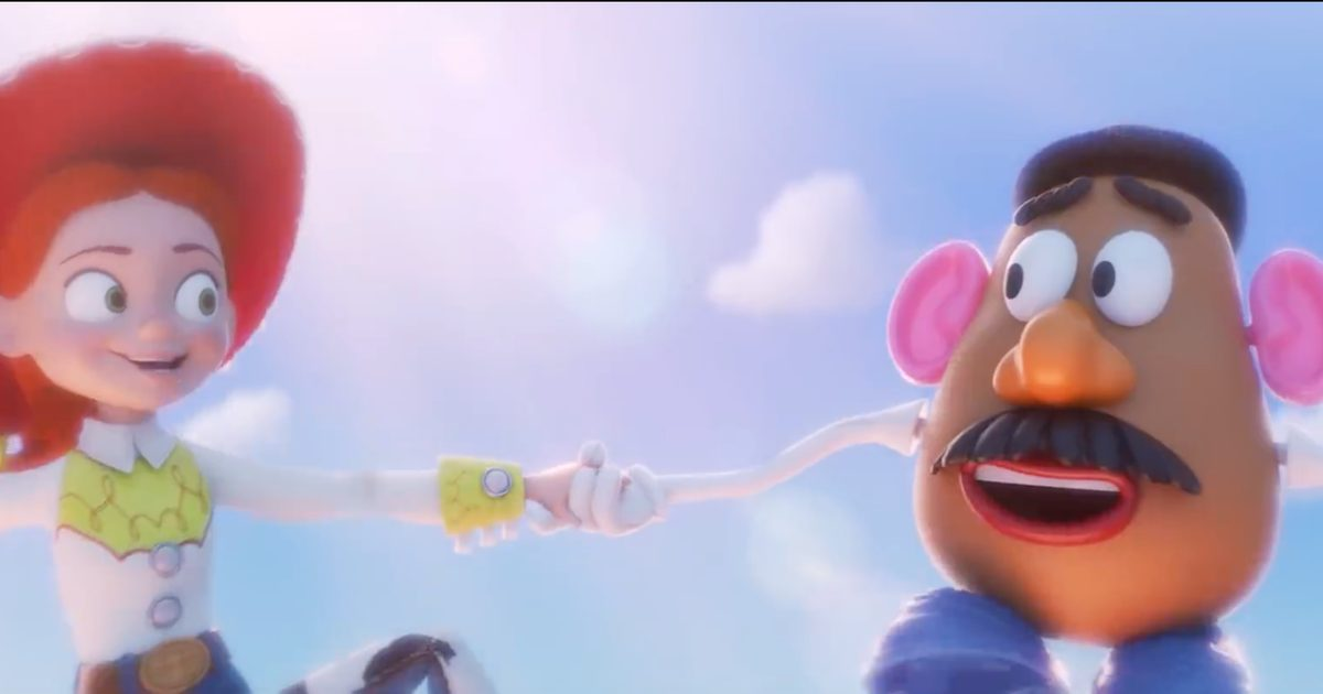 Pixar's Painstaking Process to Keep Don Rickles as Mr. Potato Head in Toy Story 4