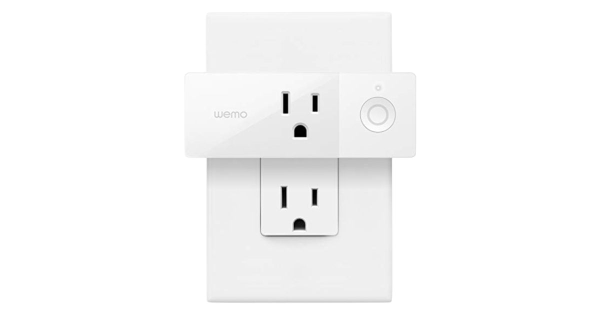 2019 Father's Day gift guide Wemo smart plug