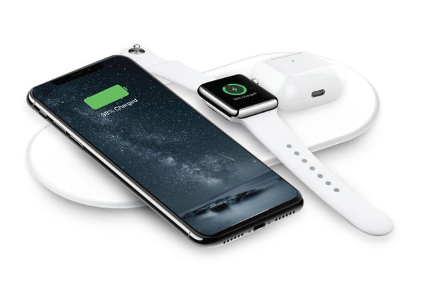 AirZeus 3-in-1 Fast Wireless Charging Pad:$44.99
