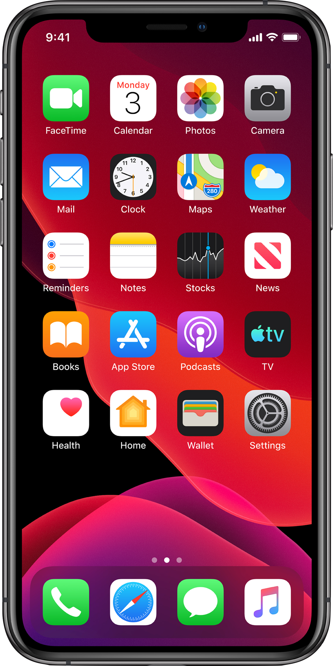 iOS 13 device support