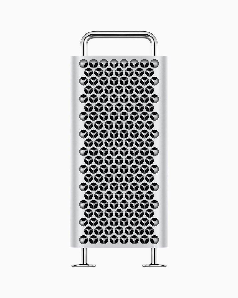 How Thermodynamics Help Keep the Mac Pro Cool
