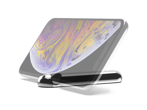 The Sexy, Minimal StandONE iPhone X Stand: $22.99