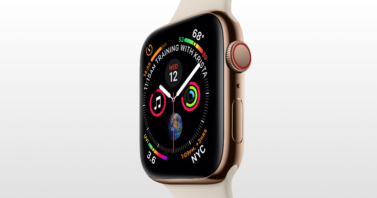 Apple Watch Diagnoses Another Case at Atrial Fibrillation