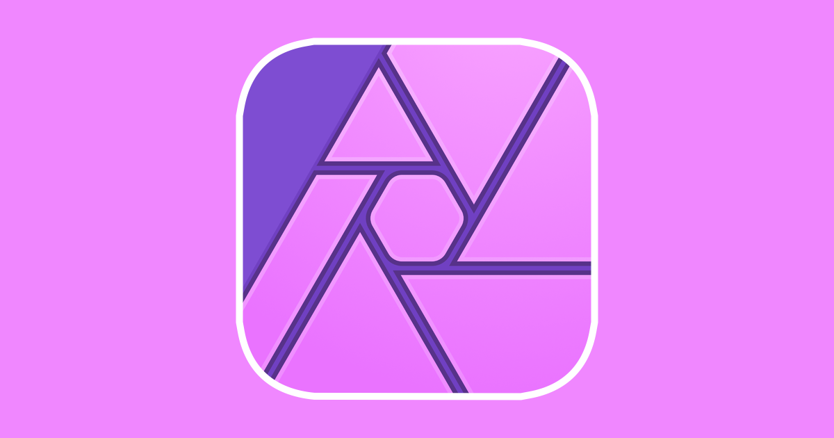 App Sale: Right Now Affinity Photo is just $9.99