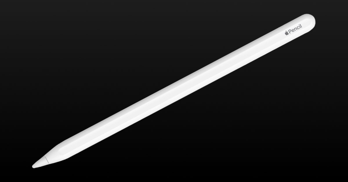 Apple Pencil in Black Could be on the Way