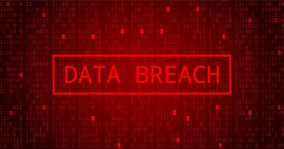 """Image containing the words """"data breach"""""""