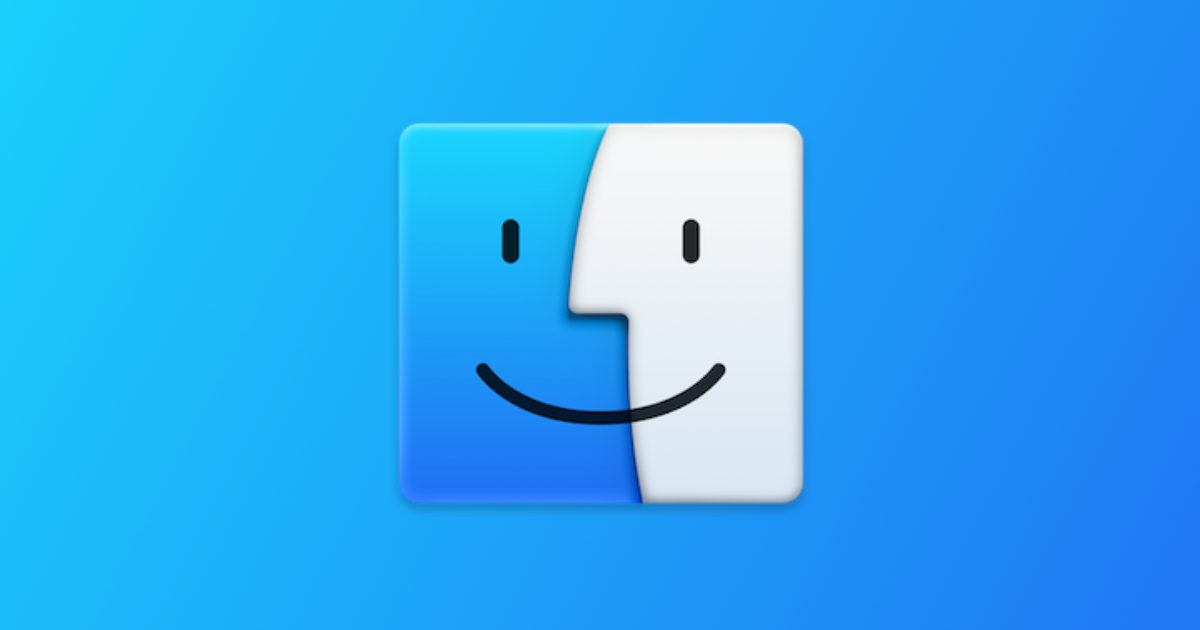 What Finder Sync on macOS Catalina Looks Like