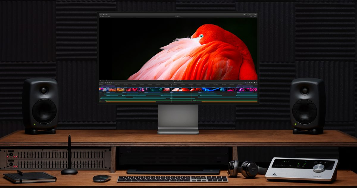 Pro Display XDR with mac