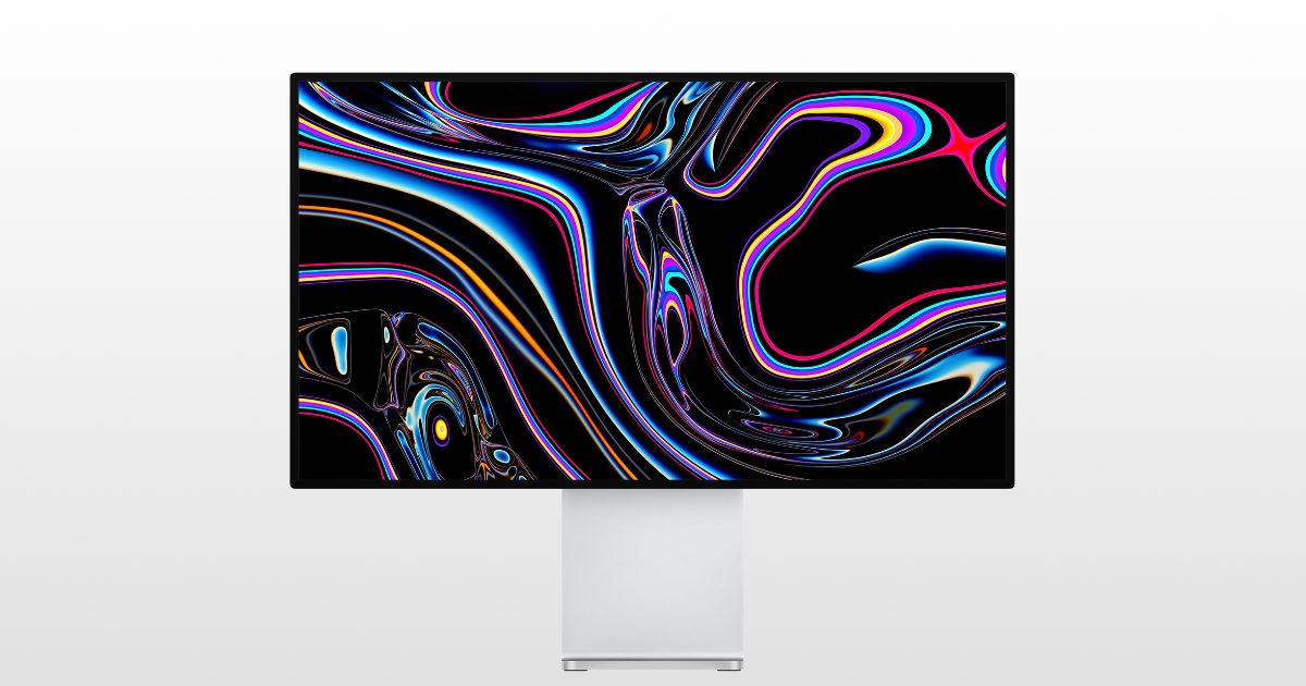 Mac Pro pro XDR display