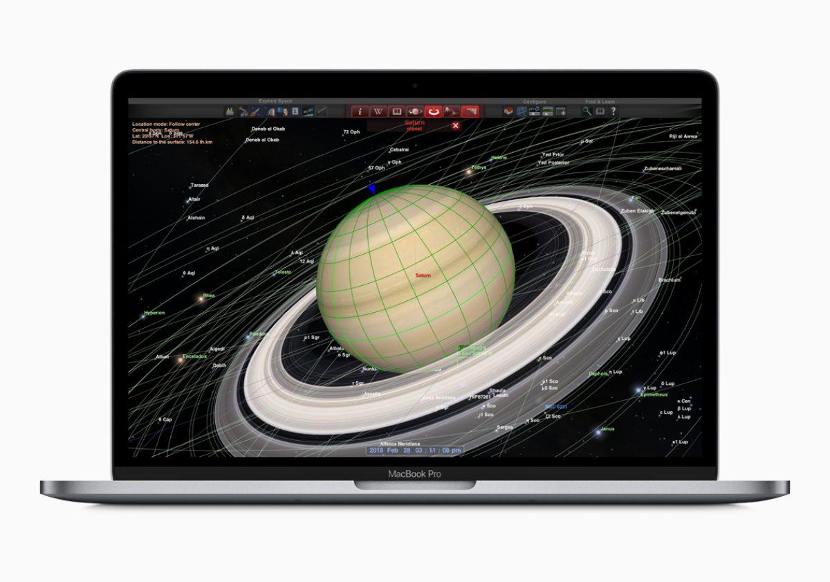 updated MacBook Pro