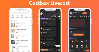 CastBox Livecast