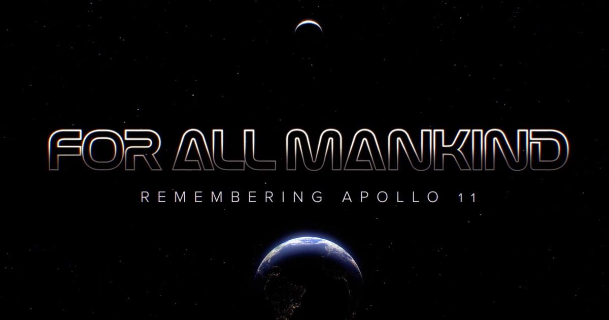 For All Mankind Apollo 11