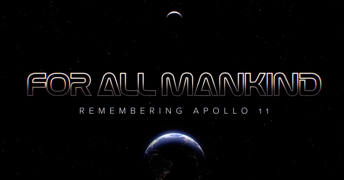 For All Mankind Apollo 11