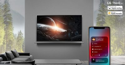 LG AirPlay