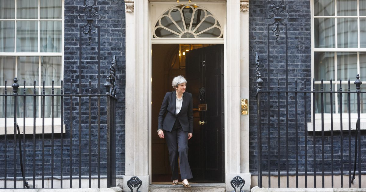 What is Theresa May's Tech Legacy?