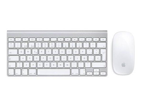 Apple Wireless Magic Mouse and Keyboard Set (Renewed): $79.99