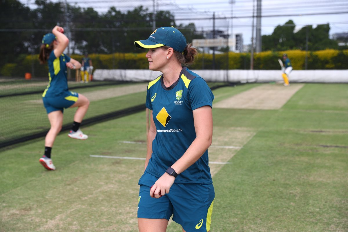 Australian Women's Cricket Team uses Apple Watch to Train