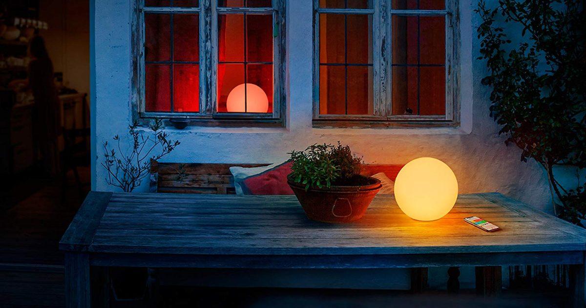 eve flare portable lamp 2019 amazon prime day