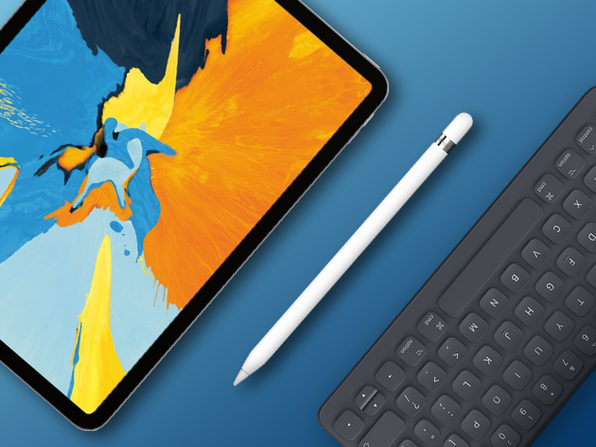 Enter for Your Chance to Win an iPad Pro, Apple Pencil & Smart Keyboard