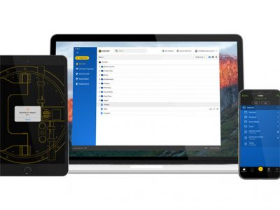 Kepper Password Manager on iPad, MacBook, and iPhone