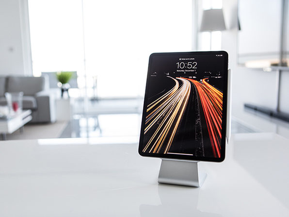 Slope Universal Tablet Stand Holds Any Size iPad: $29.99