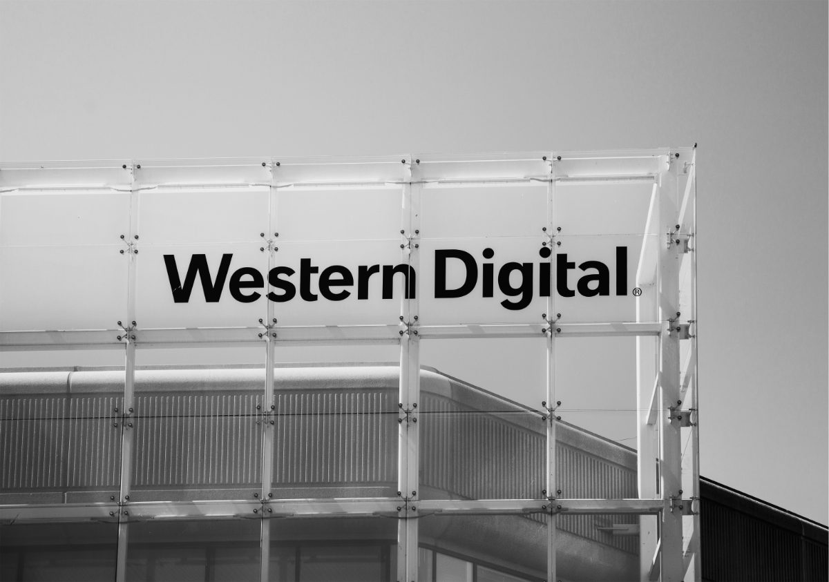 western digital building