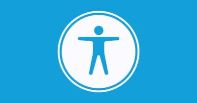 Apple Accessibility Icon