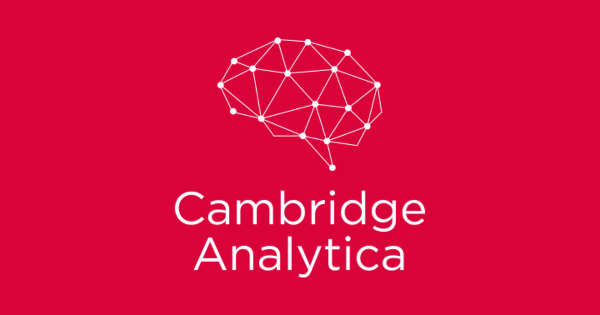 Now That it Fined Facebook, FTC Sues Cambridge Analytica