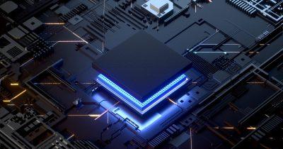 Generic image of a CPU