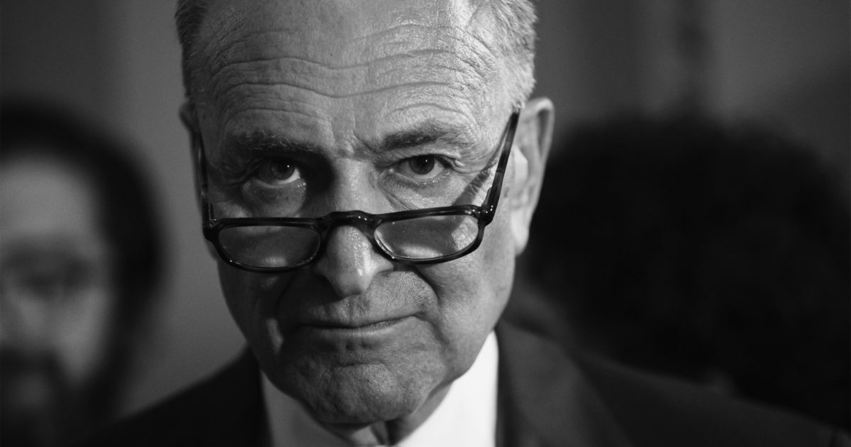 Chuck Schumer Calls For Investigation into FaceApp