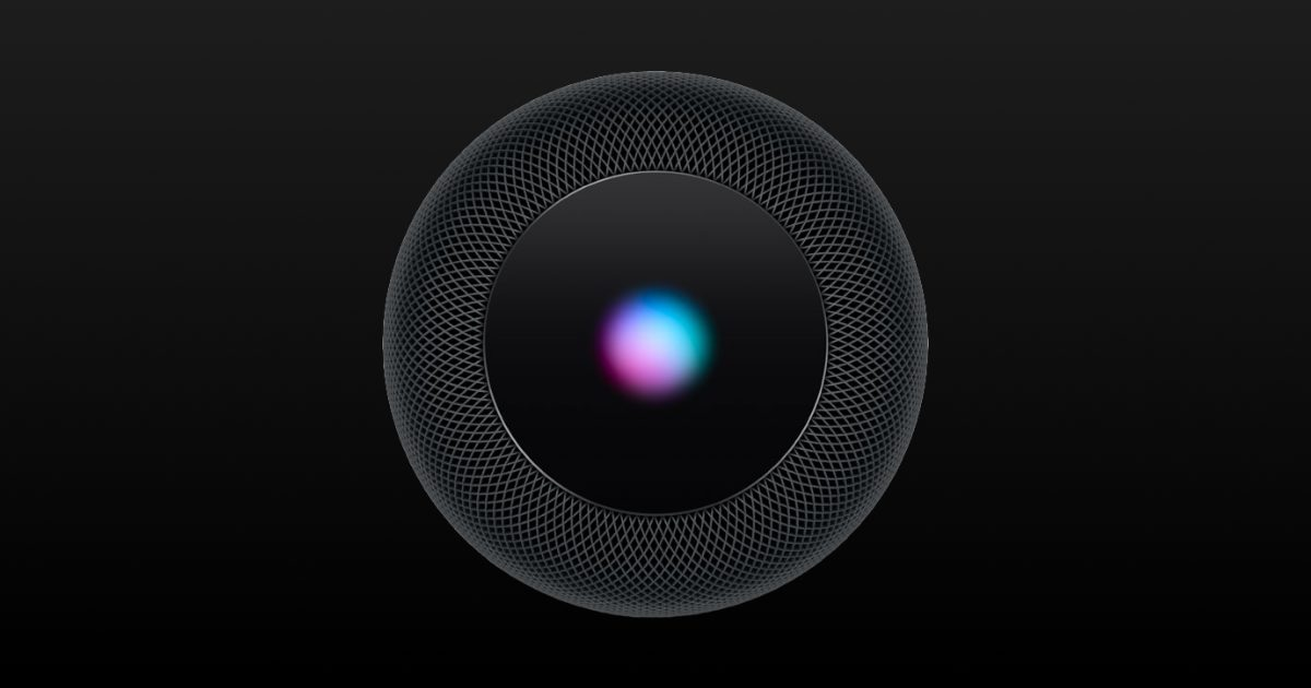 This Fall, HomePod Will Have Ambient Sounds, Multi-User Mode
