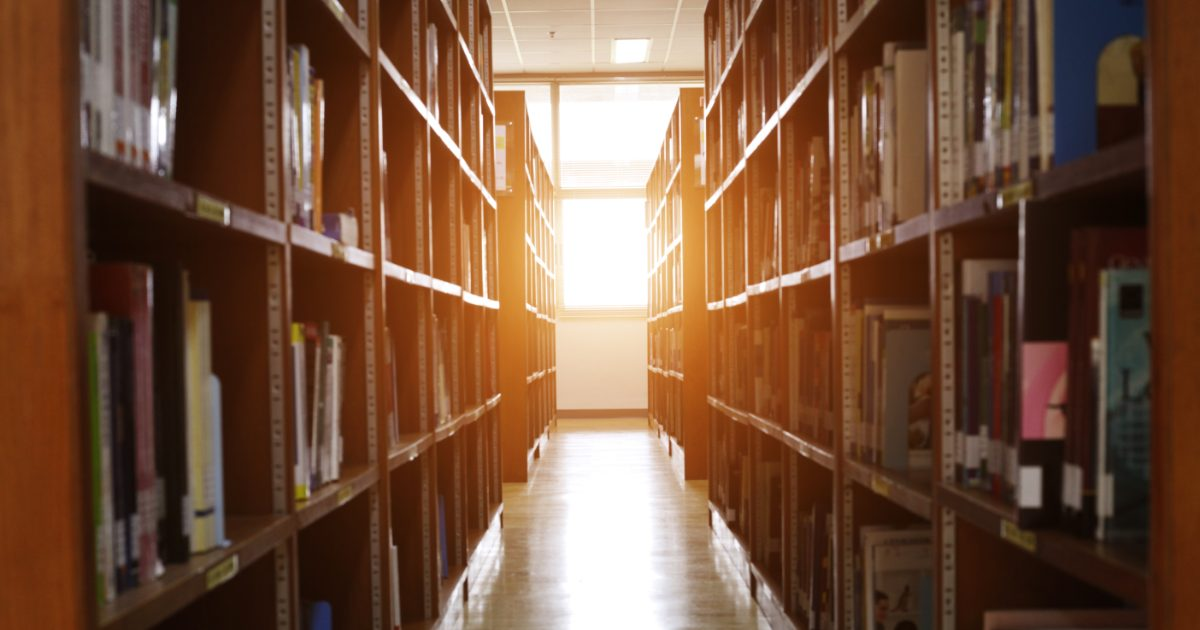 Libraries Work to Scan Public Domain Books