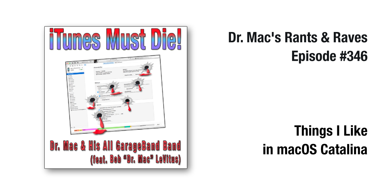 Things I Like in macOS Catalina - The Mac Observer