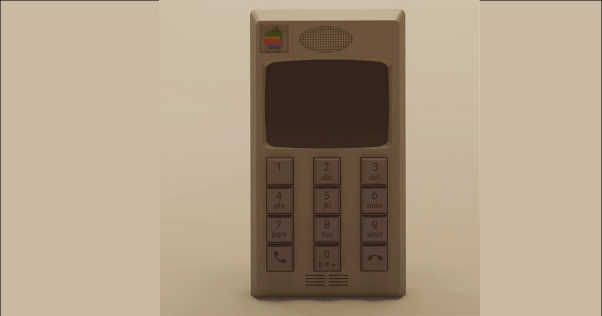 If The iPhone Was Made in the 1980s