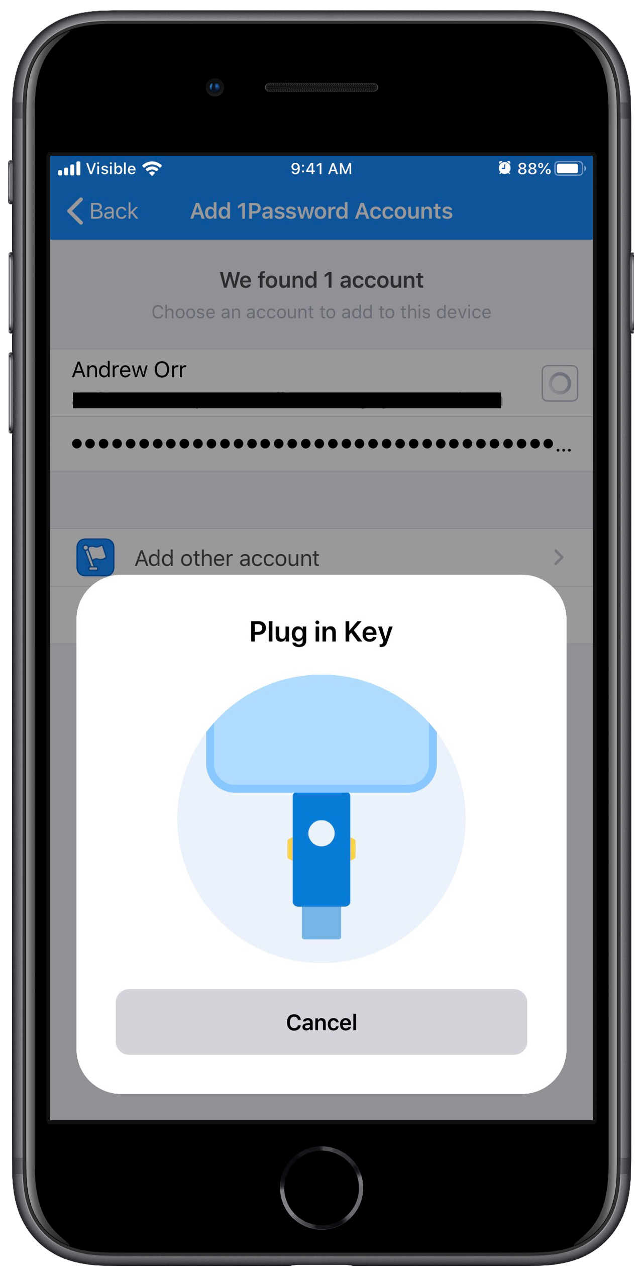 yubico 5ci with 1password