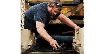 Apple resolve salmon gold mine
