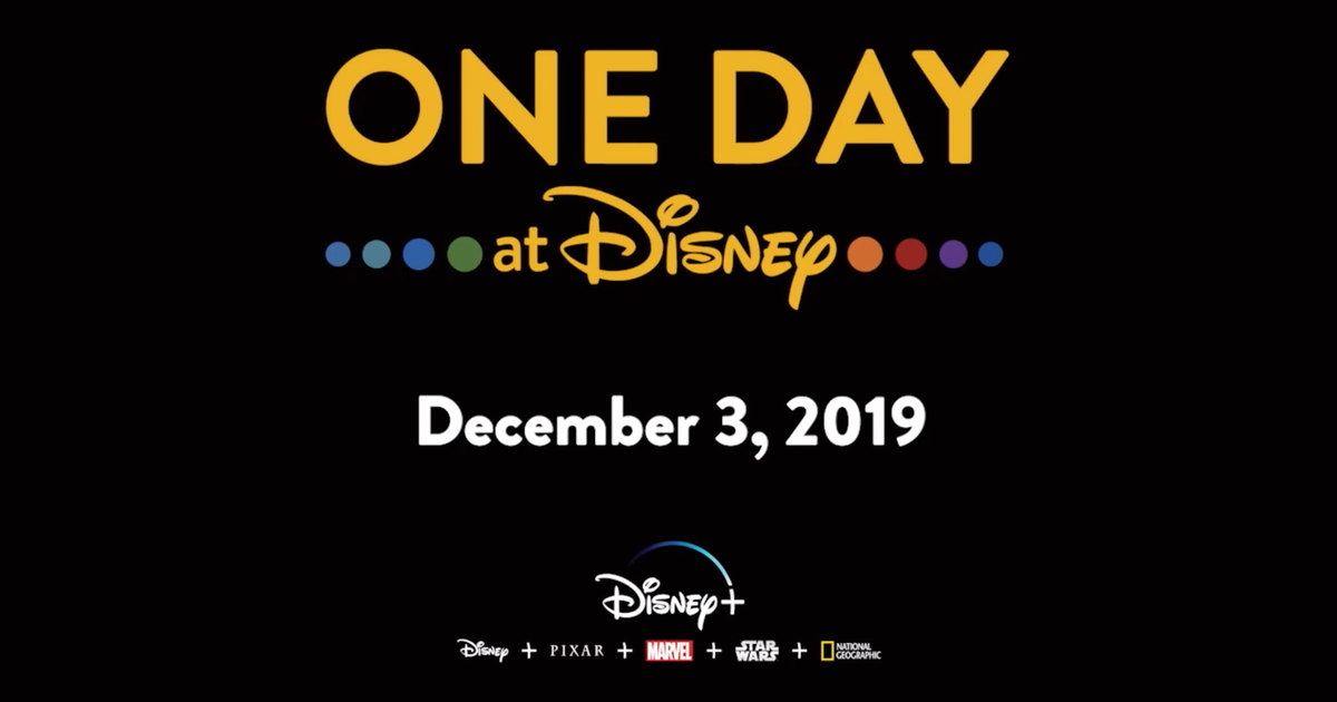 Disney+ Reveals All the Shows Coming to The Service
