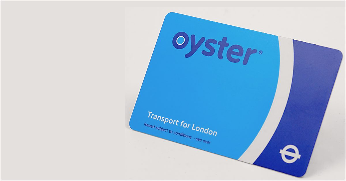 Customers of London's Oyster Travel Smartcard Have Accounts Hacked